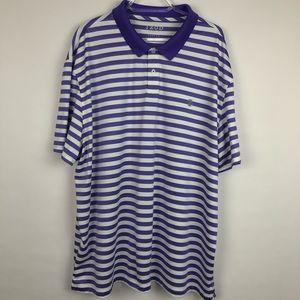 Izod Mens Cool FX Golf Shirt   XXL